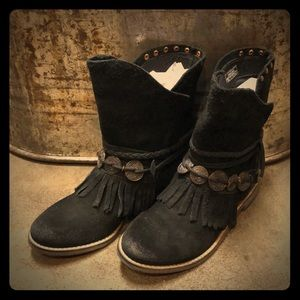 Musse & Cloud Anaeh boots Black Size 38
